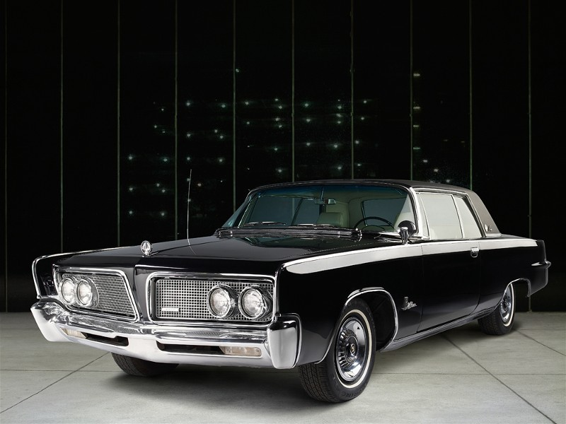 1964 Imperial LeBaron Coupe | Gentry Lane Automobiles