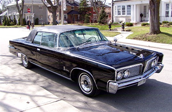 1964 imperial lebaron coupe gentry lane automobiles. Black Bedroom Furniture Sets. Home Design Ideas