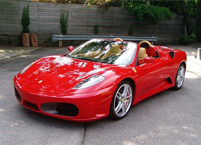 2007 Ferrari F430 Spider Gentry Lane Automobiles