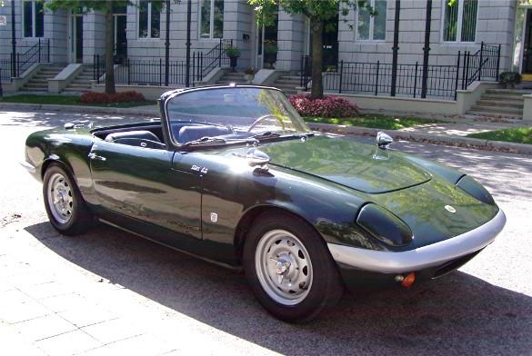 1965 Lotus Elan S2  Gentry Lane Automobiles