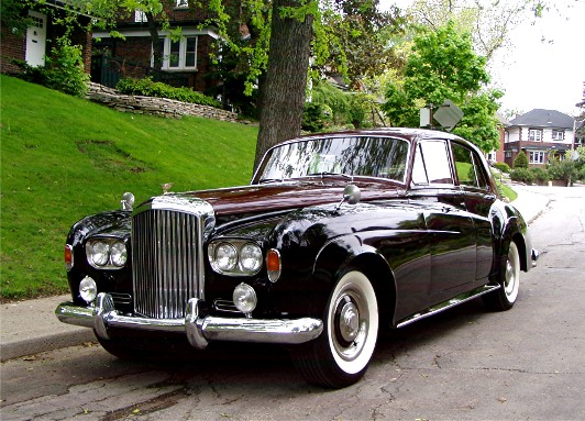 1965 Bentley S3 Sedan Gentry Lane Automobiles
