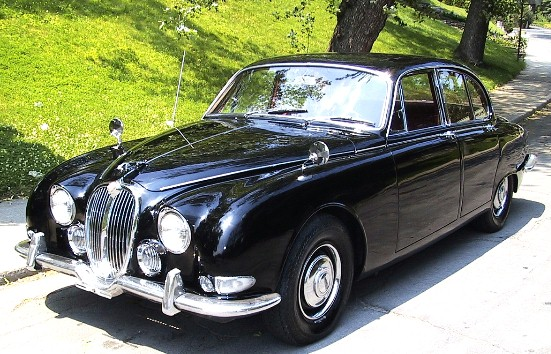 1965 jaguar 3.8 s-type mk ii | gentry lane automobiles