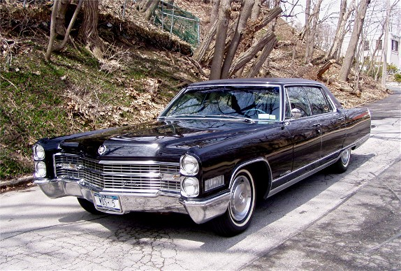 1966 Cadillac Fleetwood Brougham | Gentry Lane Automobiles
