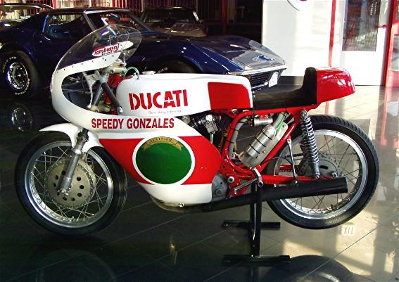 1968 Ducati 250 Race Bike