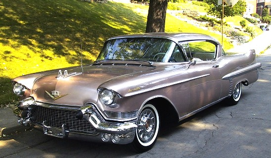 1957 Cadillac Coupe de Ville | Gentry Lane Automobiles