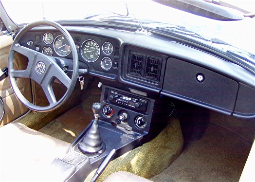 Mg Midget Custom >> Mgb Dash Pictures to Pin on Pinterest - PinsDaddy