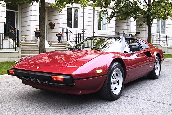 1981 Ferrari 308 GTSi | Gentry Lane Automobiles