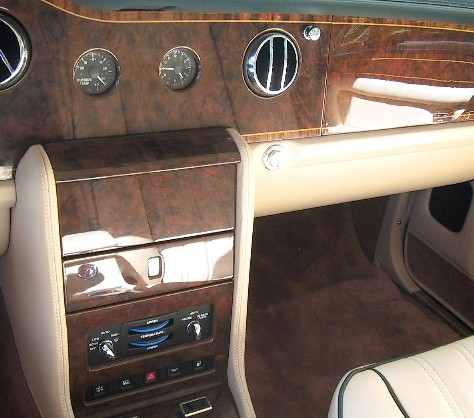 1997 Rolls Royce Silver Spur Gentry Lane Automobiles