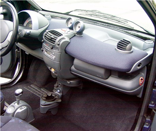 2006 Smart Fortwo Pulse Convertible Gentry Lane Automobiles