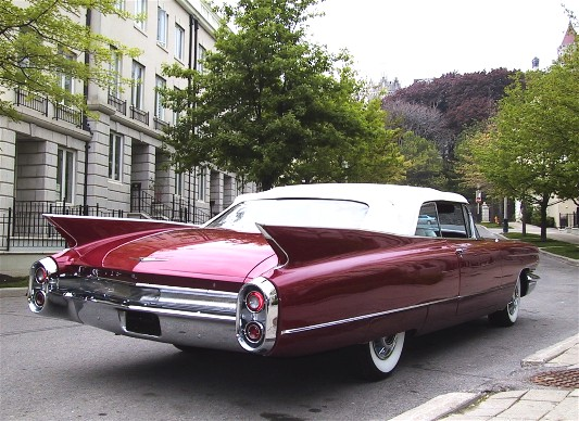 1960 Cadillac Series 62 Convertible | Gentry Lane Automobiles