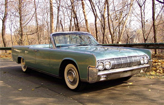 1964 lincoln continental convertible gentry lane automobiles. Black Bedroom Furniture Sets. Home Design Ideas