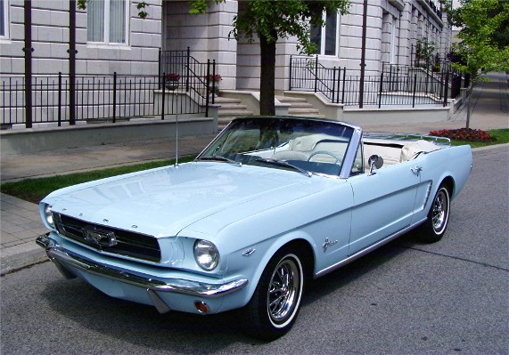 1964 1 2 Ford Mustang Convertible Sold Domestic Olympus Digital Camera