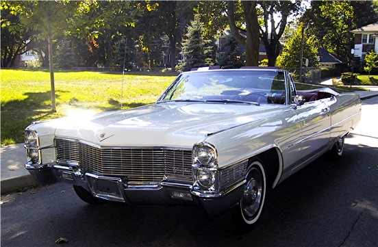 1965 cadillac deville convertible gentry lane automobiles. Black Bedroom Furniture Sets. Home Design Ideas