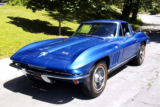 1966 Corvette Stingray Coupe Gentry Lane Automobiles