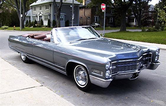 1966 Cadillac Eldorado Convertible Gentry Lane Automobiles