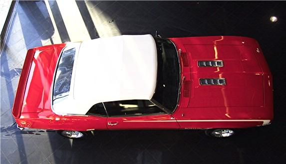 1969 Chevrolet Camaro Rs Ss Convertible Gentry Lane