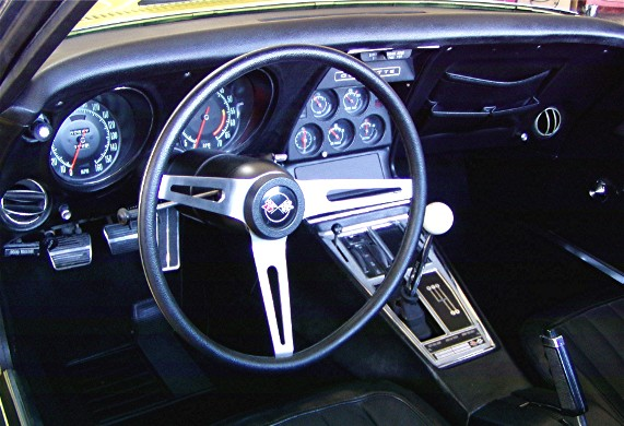 1969 Chevrolet Corvette Sport Coupe Gentry Lane Automobiles