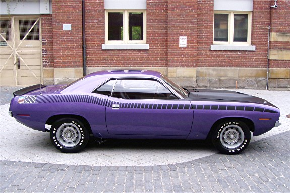 1970 Plymouth AAR 'Cuda | Gentry Lane Automobiles