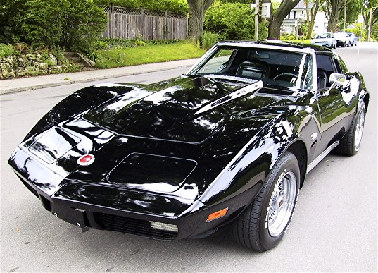 Car Dealers Toronto >> 1973 Corvette Stingray Coupe 454 | Gentry Lane Automobiles
