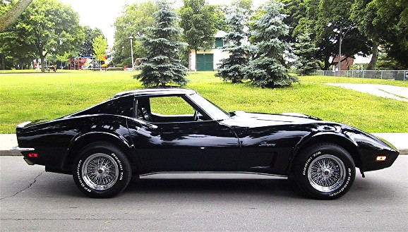 1973 Corvette Stingray Coupe 454 Gentry Lane Automobiles