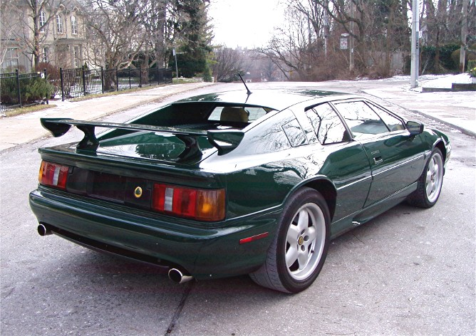 1995 Lotus Esprit S4 Gentry Lane Automobiles