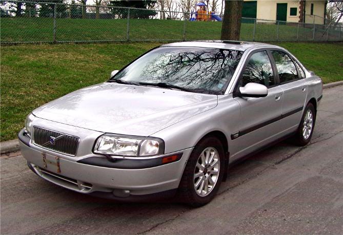 1999 Volvo S80 T6 Sedan Sold Olympus Digital Camera