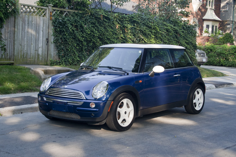 2003 mini cooper cvt gentry lane automobiles. Black Bedroom Furniture Sets. Home Design Ideas