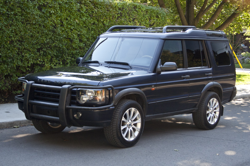2004 land rover discovery se gentry lane automobiles. Black Bedroom Furniture Sets. Home Design Ideas