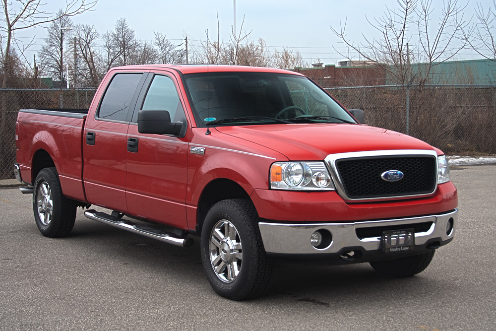 Ford Extended Warranty >> 2006 Ford F-150 XLT 4×4 Supercrew | Gentry Lane Automobiles