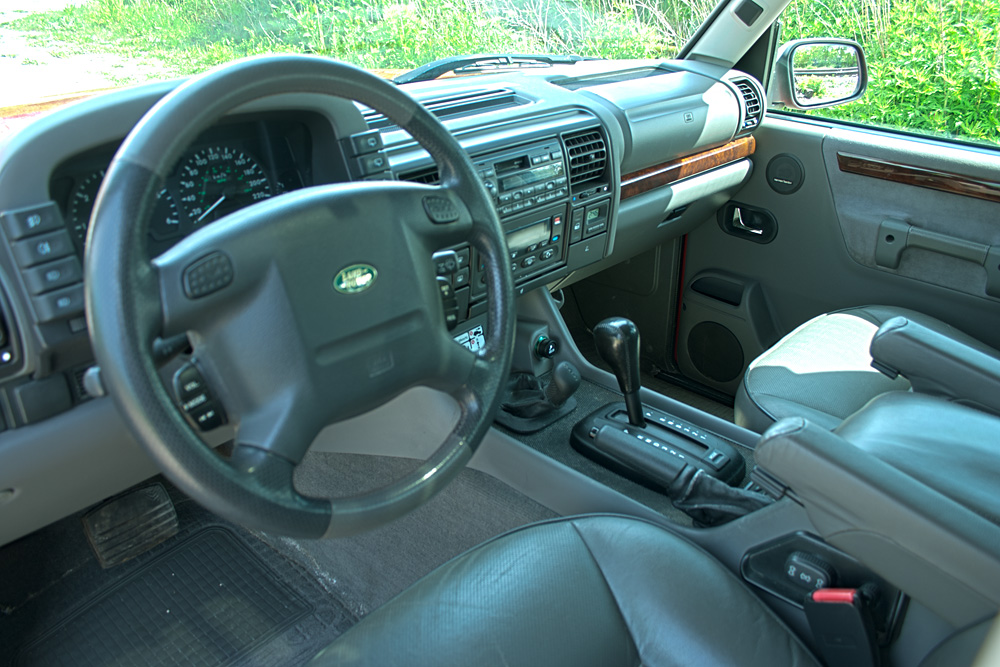 2000 Land Rover Discovery Series Ii Gentry Lane Automobiles