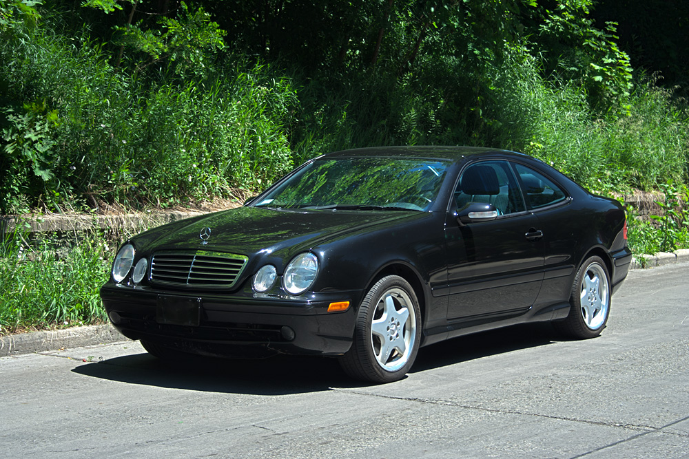 2001 mercedes benz clk430 gentry lane automobiles for Mercedes benz house of imports service