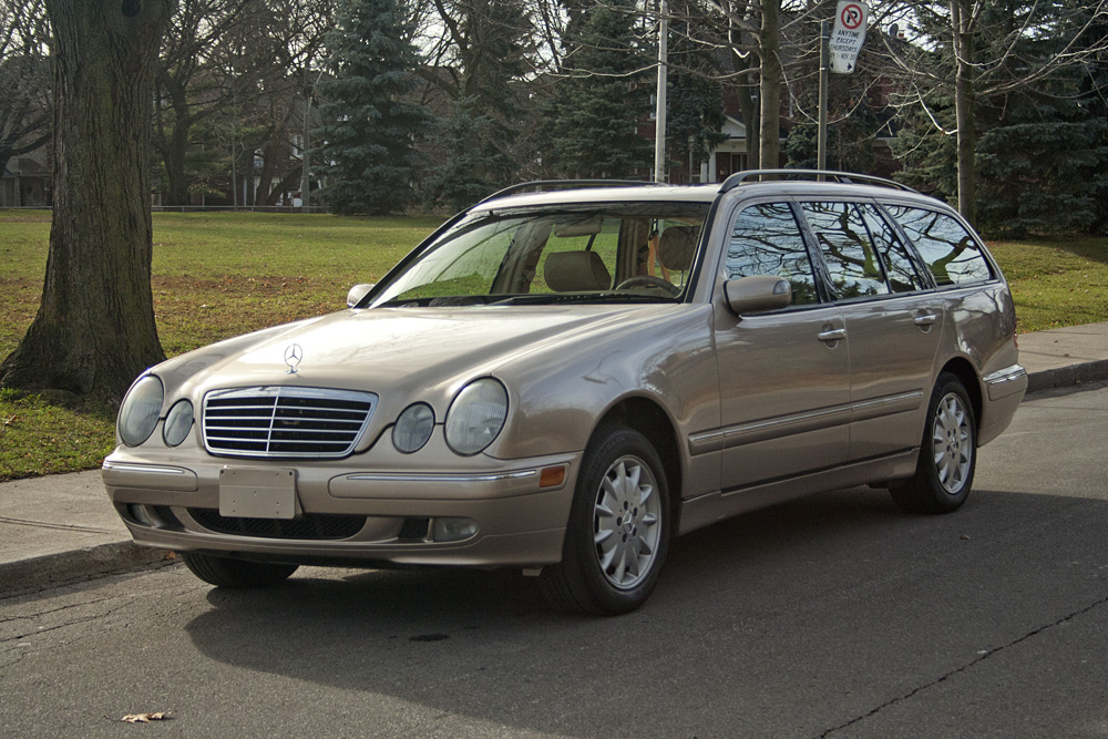2002 mercedes benz e320 wagon 4matic gentry lane automobiles for Mercedes benz e320 wagon