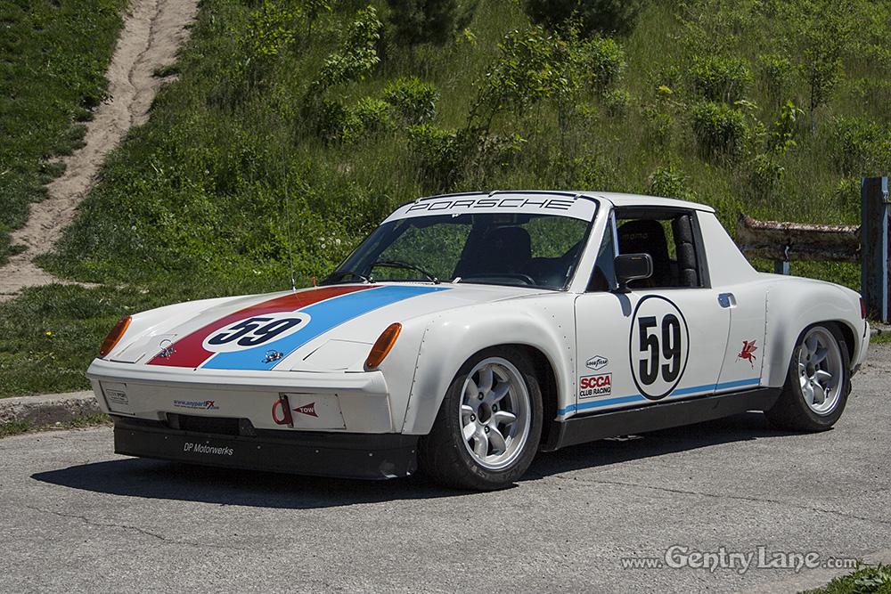 1976 Porsche 914 Brumos Gentry Lane Automobiles