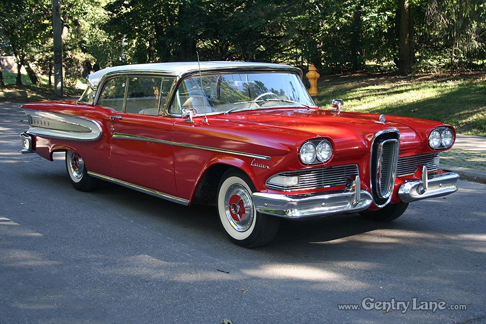 1958 edsel citation gentry lane automobiles. Black Bedroom Furniture Sets. Home Design Ideas