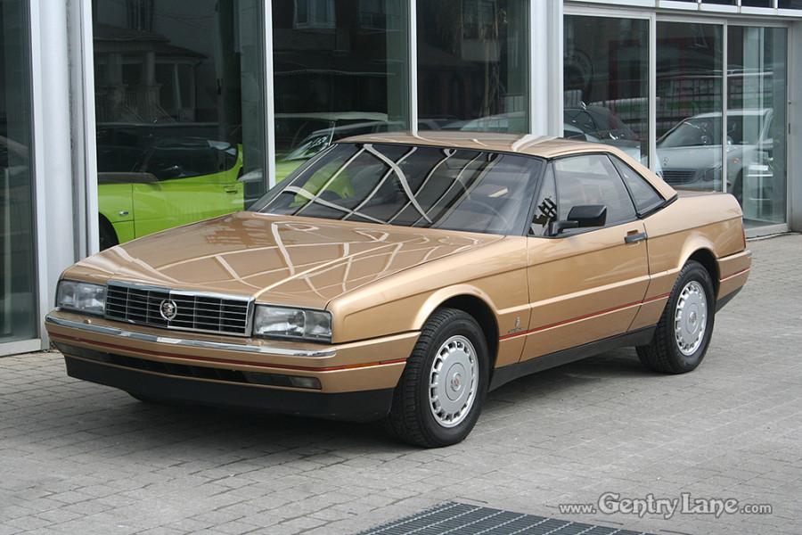 1987 Cadillac Allante | Gentry Lane Automobiles