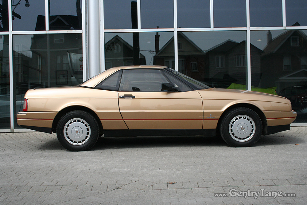 Cadillac on Cadillac 4100 Intake