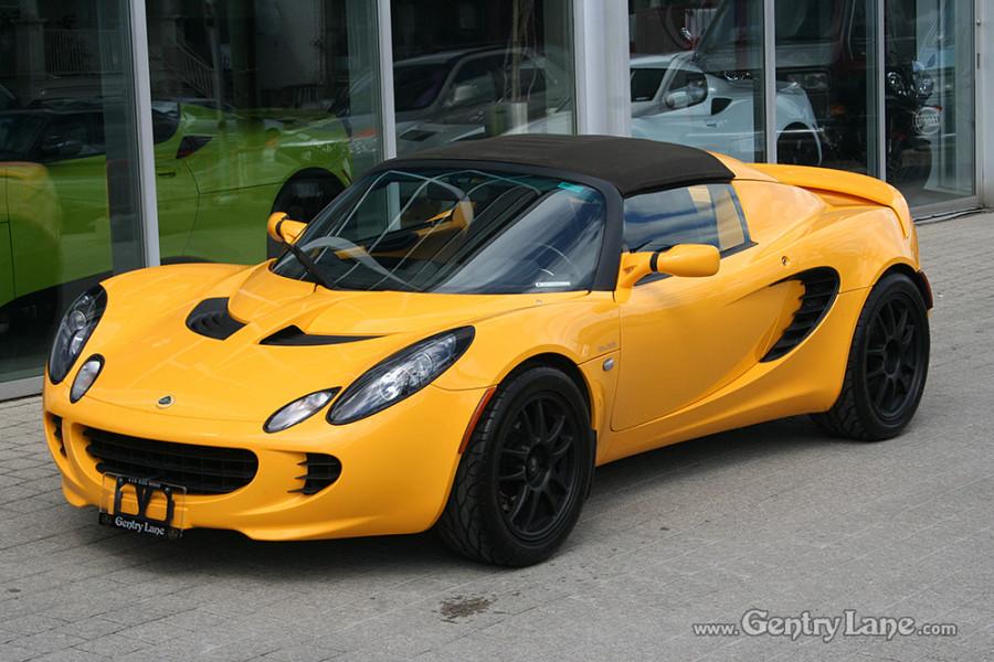 2008 Lotus Elise SC | Gentry Lane Automobiles
