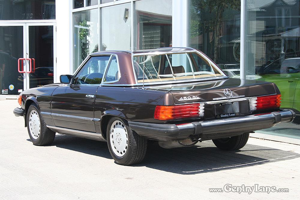 1980 mercedes benz 450sl convertible gentry lane automobiles for Mercedes benz 450sl interior parts