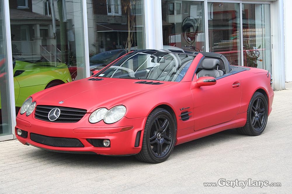 2005 mercedes benz sl65 amg v12 twin turbo gentry lane for Mercedes benz v12 twin turbo