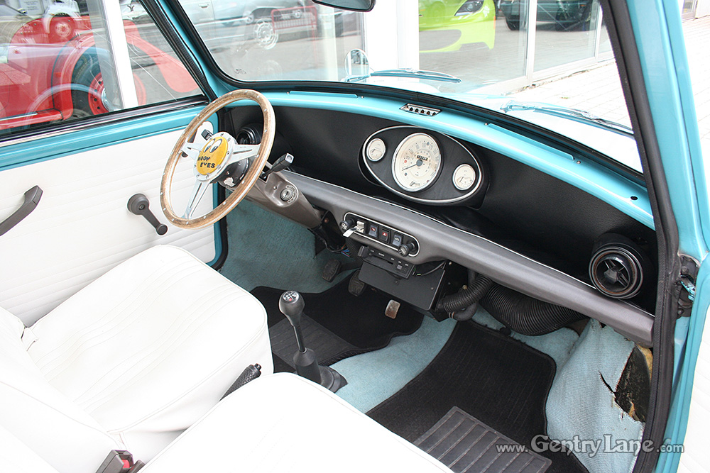 1990 Rover Mini