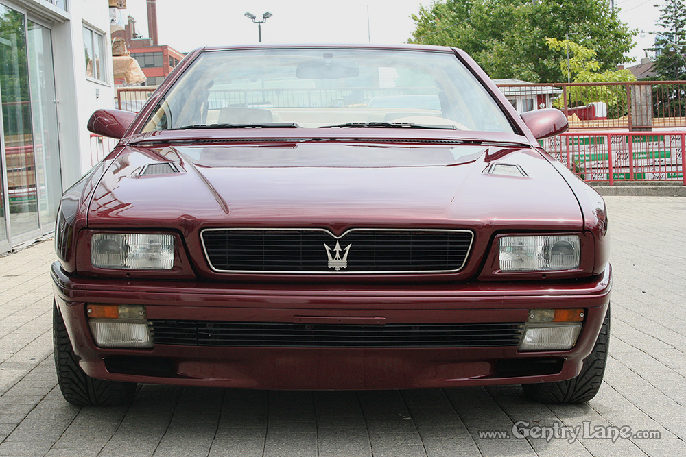 1994 maserati ghibli | gentry lane automobiles