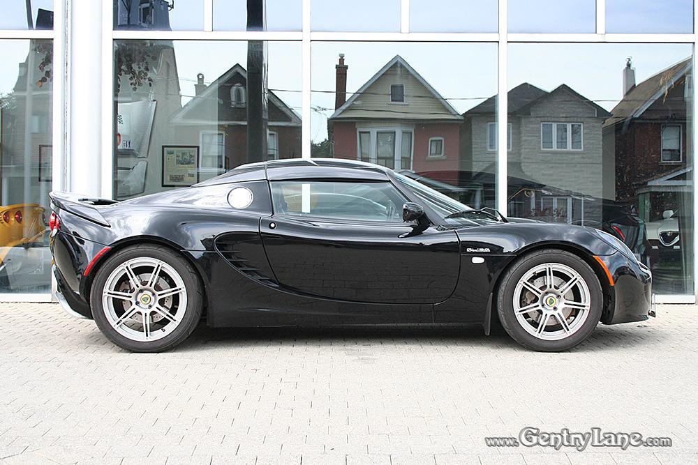 2008 Lotus Elise SC 60th Anniversary Edition | Gentry Lane Automobiles
