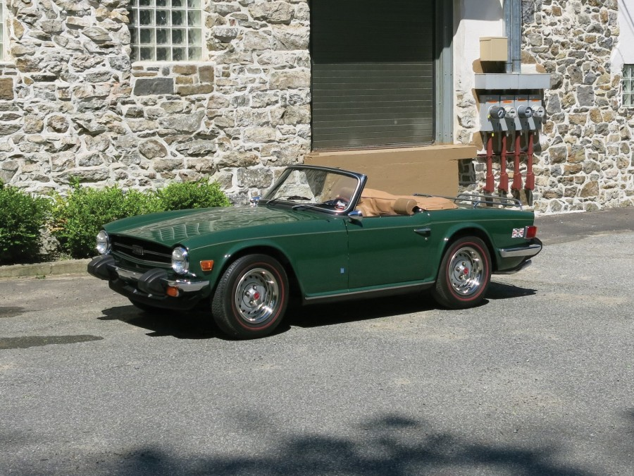 1976 Triumph Tr6 Roadster Gentry Lane Automobiles